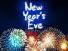 New Year's Eve Dinner – 31st December 2017